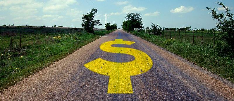 06-Dollar-Sign-on-Road-SS